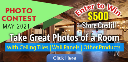 Enter to win the photo contest - Take a great photos of a room