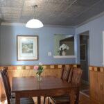 Ivy leaves glue up styrofoam ceiling tile 20 in x 20 in r37 1