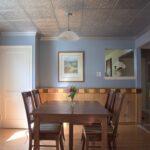 Ivy leaves glue up styrofoam ceiling tile 20 in x 20 in r37 3