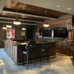 Madison square copper ceiling tile 1201 2
