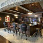 Madison square copper ceiling tile 1201 3