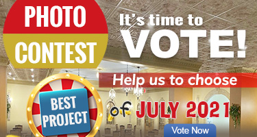 It's time to Vote - Help us to choose Best Project of July 2021
