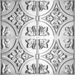 Queen Victoria - Tin Ceiling Tile - #1204