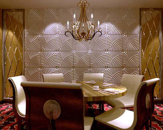 3D Wall Panels – Bamboo Pulp – #51