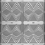 Deco Diamonds - Tin Ceiling Tile - #1220