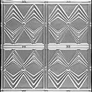 Deco Diamonds - Tin Ceiling Tile - #1220