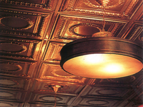 Shanko – Aluminum – Wall and Ceiling Patterns – #503