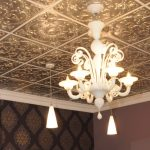 "Alhambra - Faux Tin Ceiling Tile - 24""x24"" - #217"