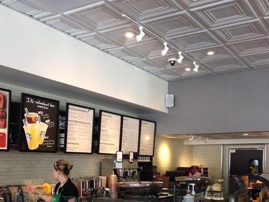 Washington Square – Faux Tin Ceiling Tile – 24″x24″ – #DCT 05