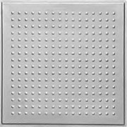 "Urban Flair - Aluminum Ceiling Tile - 24""x24"" - #2475"