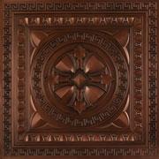 Argonaut - Faux Tin Ceiling Tile - 24 x 24 - #DCT01