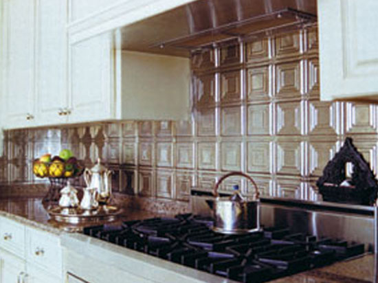 Shanko – Tin Plated Steel – Wall and Ceiling Patterns – #204