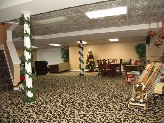 031541basement christmas decorating ideas ~ decoration ideas for