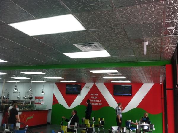 Queen Victoria – Tin Ceiling Tile – #1204
