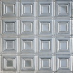 Shanko - Tin Plated Steel - Wall and Ceiling Patterns - #204