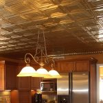 "Constitution Square - Tin Ceiling Tile - 24""x24"" - #1221"