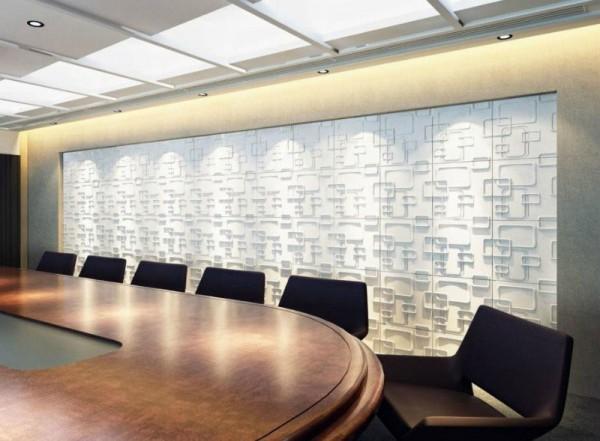 3D Wall Panels – Bamboo Pulp – #58
