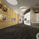 3D Wall Panels - Bamboo Pulp - #77