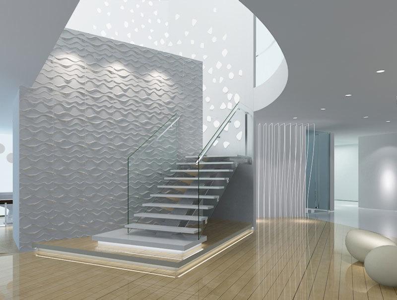 3d Wall Panels Bamboo Pulp 79 Dct Gallery