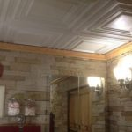 Schoolhouse - Faux Tin Ceiling Tile - #222