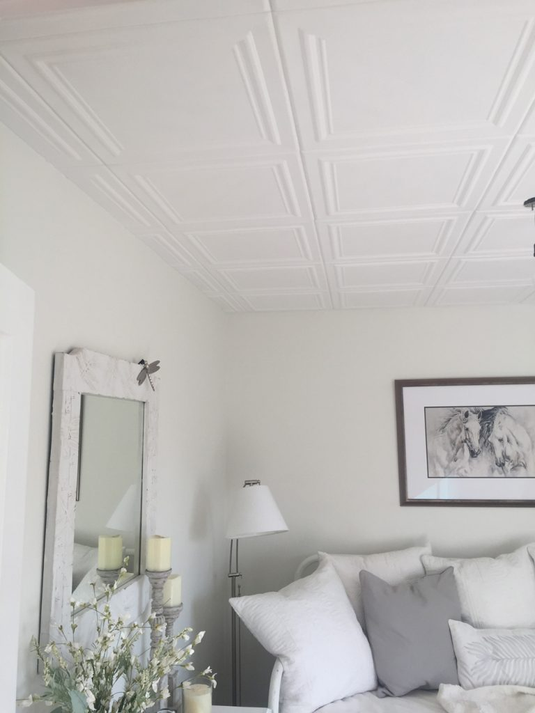 Line art styrofoam ceiling tile 20x20 r 24 dct gallery install them and youll see why the r 24 line art decorative ceiling tile has become a modern classic dailygadgetfo Image collections