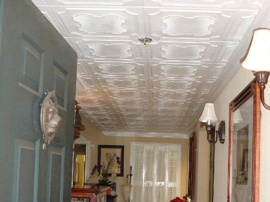 Coronado – Styrofoam Ceiling Tile – 20″x20″ – #R74