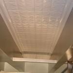 "Diamond Pyramids - Styrofoam Ceiling Tile - 20""x20"" - #R26"