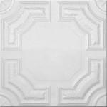 """Evergreen - Styrofoam Ceiling Tile - 20""""x20"""" - #R28co"""