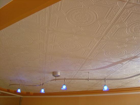 Kensington Gardens – Styrofoam Ceiling Tile – 20″x20″ – #R30