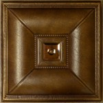 Crystal Palace - Faux Leather Ceiling Tile - #DCT LRT11