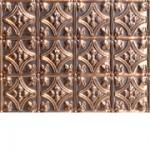 Princess Victoria - Copper Backsplash Tile - #0604