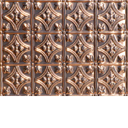 Princess Victoria - Copper Backsplash Tile - #0604