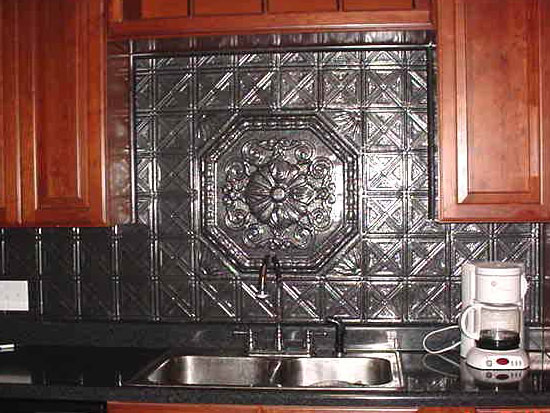 Kitchen page 13 dct gallery for Dimensional tile backsplash