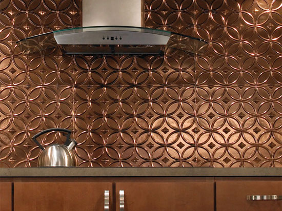 Celestial - MirroFlex - Backsplash Tiles Pack - Oil Rubbed Bronze
