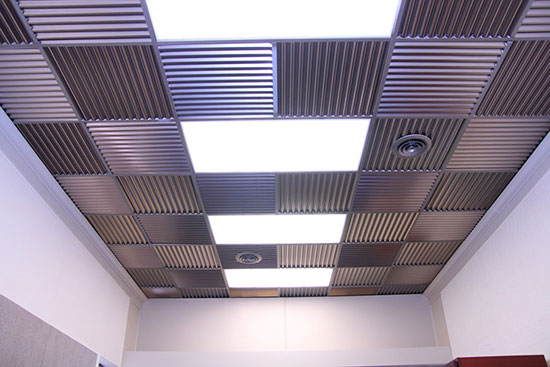 Corrugated – Mirroflex – Ceiling Tiles Pack