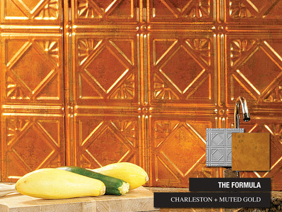 Charleston – MirroFlex – Backsplash Tiles Pack