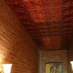 Detailed Fleur de Lis - Aluminum Ceiling Tile - 1202DD