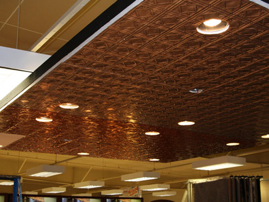 Charleston – Mirroflex – Ceiling Tiles Pack