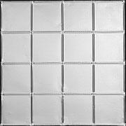"Soho - Tin Ceiling Tile - 24""x24"" - #0617"