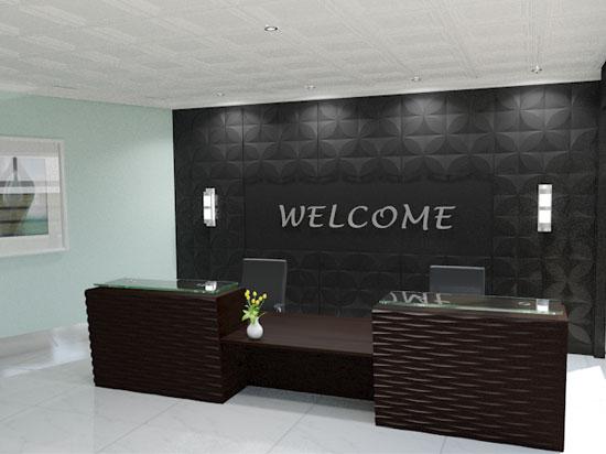 Classic – Urethane Ceiling Tile – 24″x24″ – #CT24X24CL