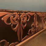 """Haute Couture - Faux Tin Ceiling Tile - 24""""x24"""" - #216"""