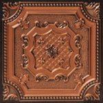 "Faux Tin Ceiling Tile - 24""x24"" - #258"