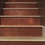 1 1/4″ Pattern – Faux Tin Backsplash Roll – #WC 20