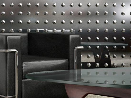 Dome 3 – MirroFlex – Ceiling Tiles Pack