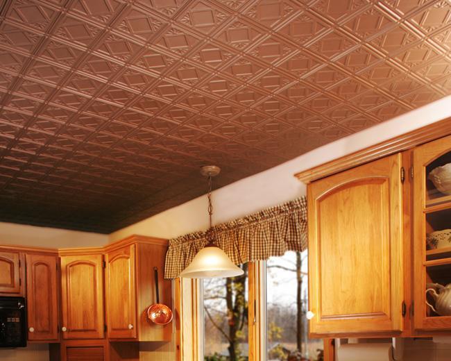 Cool ceiling tile ideas