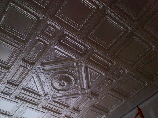 Tin Ceiling Tiles – Custom / Replicas