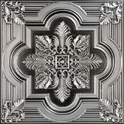 Platinum Empire - Photography Backdrop_Antique_Silver