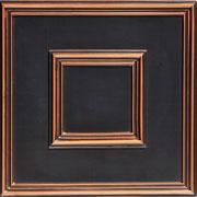 "Town Square - Faux Tin Ceiling Tile - 24""x24"" - #208"
