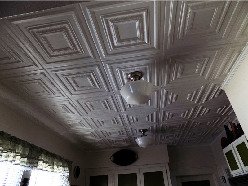 Chestnut Grove Styrofoam Ceiling Tile 20x20 R 31 Dct Gallery