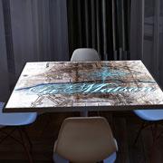 LumiSplash Laminates – Table Tops